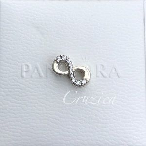 New Pandora Reflexions Infinity Charm